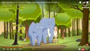 Noah's Ark African Bush Elephants