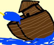 Noah's Ark The Narwhal
