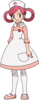 Nurse Joy Kalos