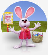 Peter cottontail cgi