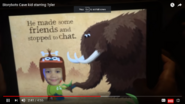 Storybots Woolly Mammoth