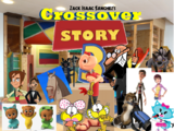 Crossover Story 3 (Zack Isaac Sanchez Style)