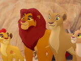 List of Species in The Lion Guard