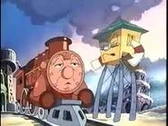 Pete from The Little Engine That Could.