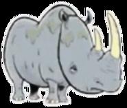 Rhinoceros hugo safari pc