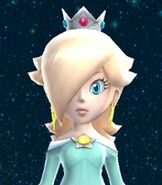 Rosalina in Super Mario Galaxy 2