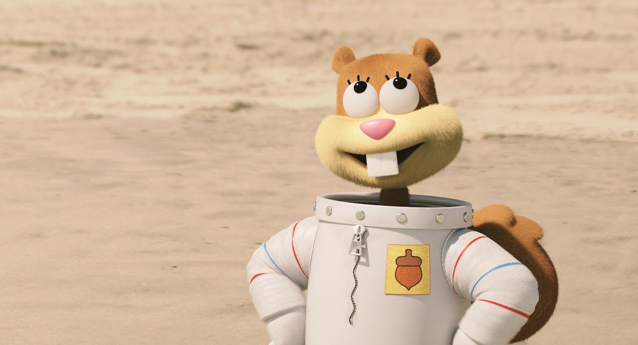 image sandy cheeks is cgi jpg the parody wiki fandom powered