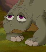 Spike in The Land Before Time (Series)