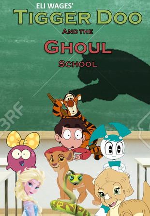 Tigger Doo and the Ghoul School (1988)