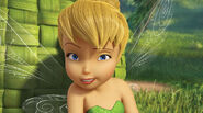 Tinker Bell Happy