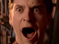 Tobey maguire scream