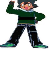Ash as butch