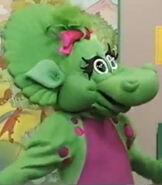 Baby Bop in Barney & Friends