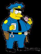 The Simpsons Chief Wiggum