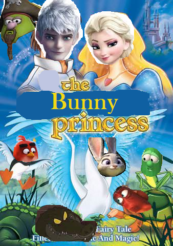 The Bunny Princess Jimmyandfriends Style The Parody
