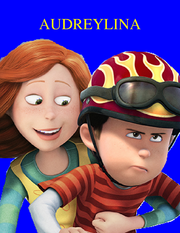 Audreylina Poster