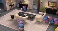 Boov in living room