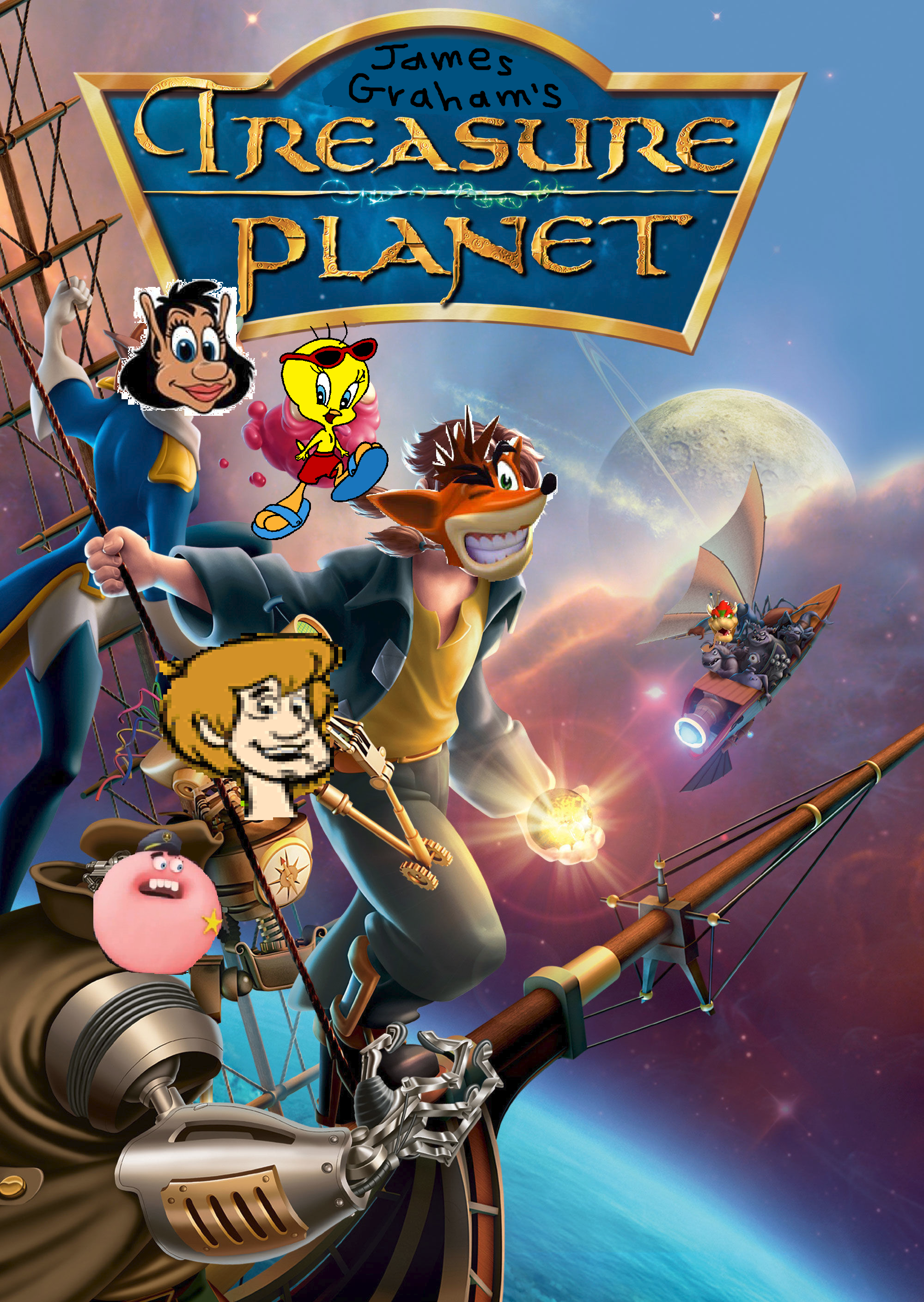 Category Treasure Planet Movie Spoofs The Parody Wiki
