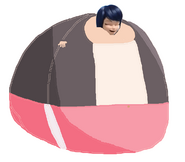 Marinette Dupain-Cheng Inflated 2