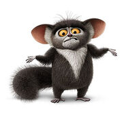 Maurice all hail king julien
