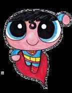 Powerpuff Superman