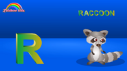 Rainbow Kidz Raccoon