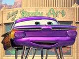We're Back! A Car's Story (Amzy Yzma)