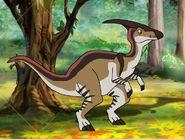 Rileys Adventures Parasaurolophus