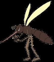 Roland as a mosquito