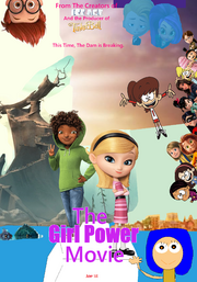 The Girl Power Movie Poster 4