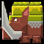 Thorny Boar