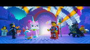Unikitty cloud cukoo land