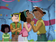 Utonium mowgli and his parents