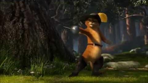 """Puss, Mushu and Genie The Three Musketeers"" Trailer"