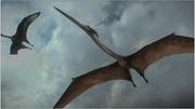 Brokebill And Uvalado The Hatzegopteryx
