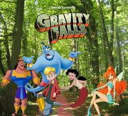 Davidchannel's Gravity Falls