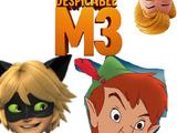 Despicable Me 3 (LUIS ALBERTO VIDEOS GALVAN PONCE Style)