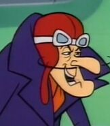 Dick Dastardly in Yogi's Treasure Hunt