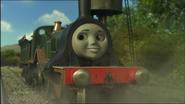 Emily as Taffy.