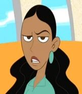 Monique in Kim Possible Movie So The Drama