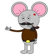 Mr Einstein Hamster (pipe)