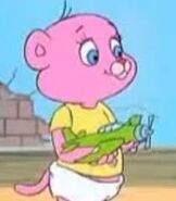 Panky in Pink Panther and Sons (1984)