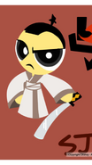 Powerpuff Samurai Jack