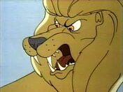 Aslan Gets Angry