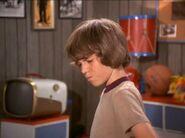 Bobby Brady Mike Lookinland The Brady Bunch Nov 1973
