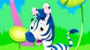 Little Angel Zebra