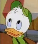 Louie in DuckTales