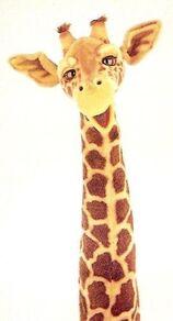 Muppet Giraffe