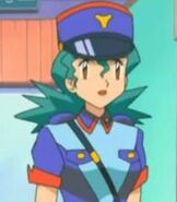 Officer Jenny in Pokemon Chronicles