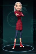 Aja Human - Profile PNG